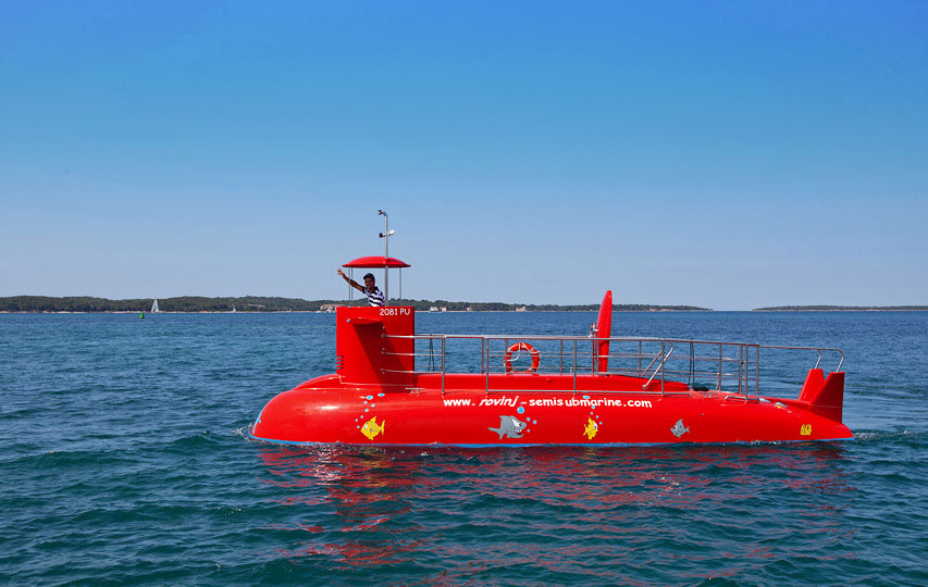 submarine split dalmatia