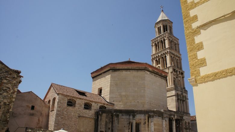 Cathedral in Split