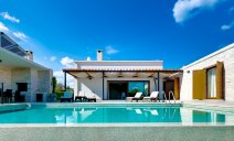 Villa Terra Nera - beautiful modern built villa with private pool
