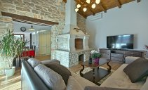 Villa Gina - authentic Istrian stone house