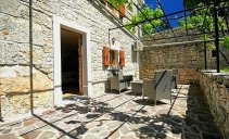 Villa David - authentic Istrian stone house