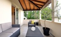 Villa Vidova - lovely newly built modern villa located on its secluded ground