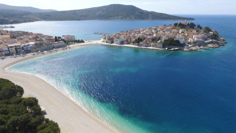 The best beaches in Dalmatia